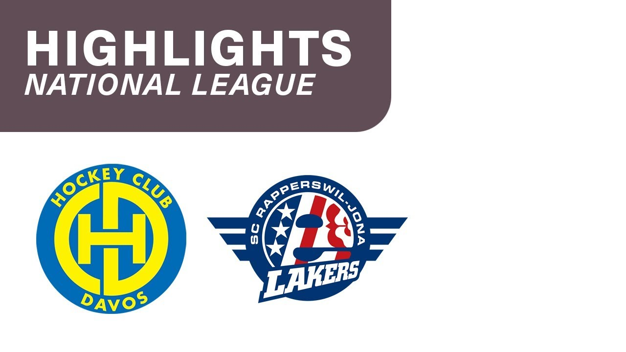Davos vs. SCRJ Lakers 2:0 - Highlights National League