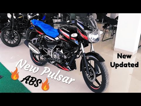 New Pulsar 150 2019 🔥abs With Single Seat🔥 Model Launched
