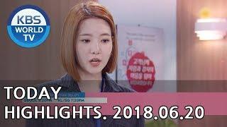 Highlights-Mysterious Personal Shopper E77/Sunny Again Tomorrow E27/Where On Earth??[2018.06.20]