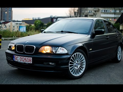 ᴴᴰ Bmw E46 Black With Style 73 Rims Youtube