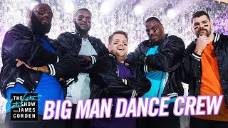 Meet the NFL's First Big Man Dance Crew