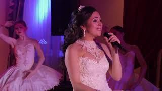 Песня-подарок невесты в балетном сопровождении