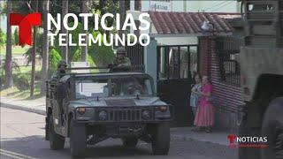 Mexicanos rechazan la decisión de AMLO sobre liberación de Ovidio Guzmán | Noticias Telemundo