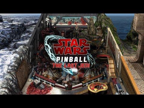 Star Wars™ Pinball: The Last Jedi™ Enters Zen Studios' Pinball FX3 Galaxy Soon