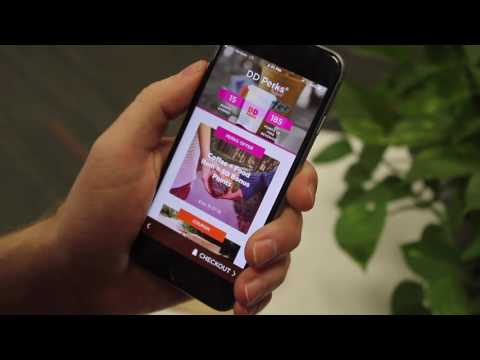 How to Place an On-The-Go Order with the Dunkin' Donuts App