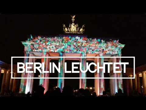 Berlin leuchtet + Lari 10k | Videonya Gita eps. 37