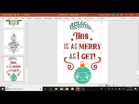 How To Make Coloring Books In KDP Using Power Point