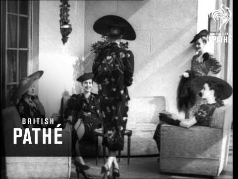 The Mode Spells Summer! (1938)
