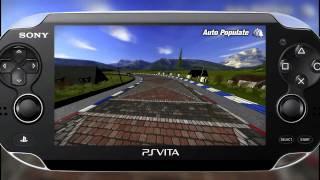 PS Vita - Modnation Racers