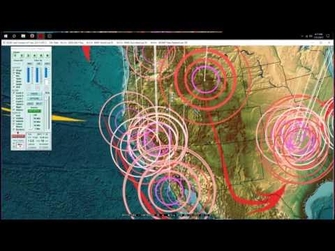 7/21/2017 -- (Part 1) Large Earthquake + Tsunami hit South Europe / Turkey