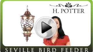 Wild Bird Feeders And Birdfeeders By H. Potter