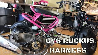 gy6 swap wiring harness - youtube  youtube