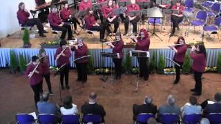 Minuetto - Flötenensemble des Flötenorchesters Rhythm & Flutes Saar