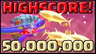 MY NEW HIGHSCORE! - Hungry Shark Evolution Alan The Destroyer - Hungry Shark Evolution World Record!