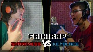 Repeat youtube video FRIKIRAP     SHARKNESS VS KEYBLADE (Resubido)