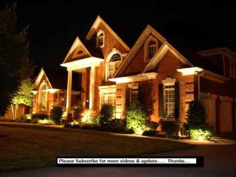 Landscape Lighting Ideas Outdoor Landscape Lighting Pics YouTube