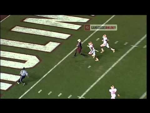 Bruce Ellington Touchdown vs. Clemson - 2011