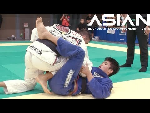 Youngseung Cho VS Kleber Koike / Asian Championship 2019