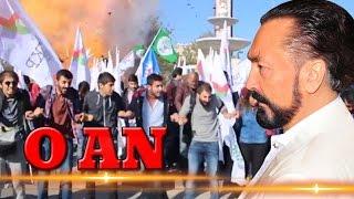 Ankara'daki bombalı saldırıyı PKK yapmıştır - Adnan Oktar