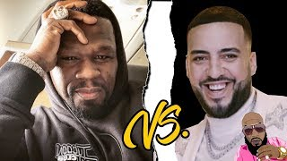 50 Cent & Starz COME AFTER French Montana For Millions For POSTING Episode Of Power