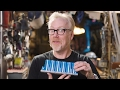 Adam Savage Catches Lightning in a Bottl