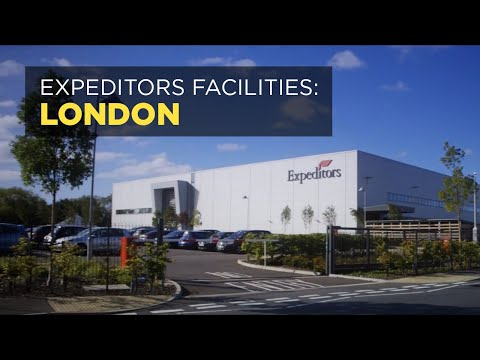 Expeditors In London