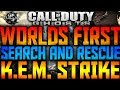 COD: Ghosts - Search and Rescue KEM Strike on Prison Break!