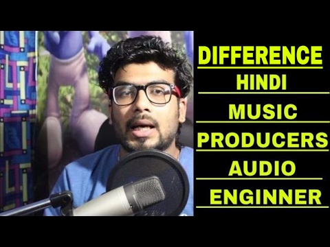 HOW TO RAP | Difference Between Music Producers & Audio Engineers | HINDI | GURU BHAI RAPPER |