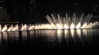Dubai Fountains - O Mio Babbino Caro