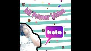 Mi primer video de Youtube (Fernanda Romero)
