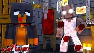 Minecraft Granny - SCARY GRANNY GAME HAS COME TO STAY