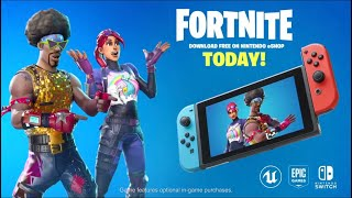 Fortnite Nintendo Switch E3 Trailer avec Reggie Fils-Aimé
