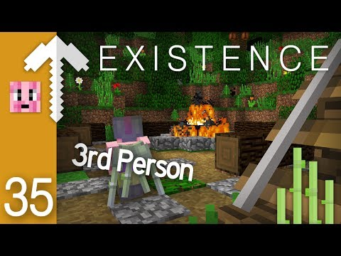 Campfire Place | Minecraft Existence Server Let's Play Episode 35