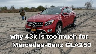 2019 Mercedes-Benz GLA250 4 Matic Owners Reviews 0-60,0-80 mph test Video