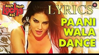 Paani wala dance official music video | sunny leone & neha kakkar | lyrics
