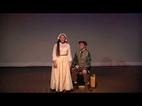 Fiddler on The Roof Part 2 Hedgerow Theatre