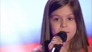 """Kely: """"La Incondicional"""" - Audiciones a Ciegas - La Voz Kids 2017"""