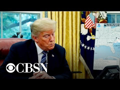 Trump politicizes death toll from Hurricane Maria