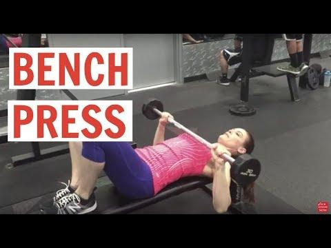 Flat Bench Press - YouTube