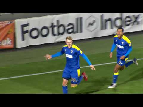 AFC Wimbledon Doncaster Goals And Highlights