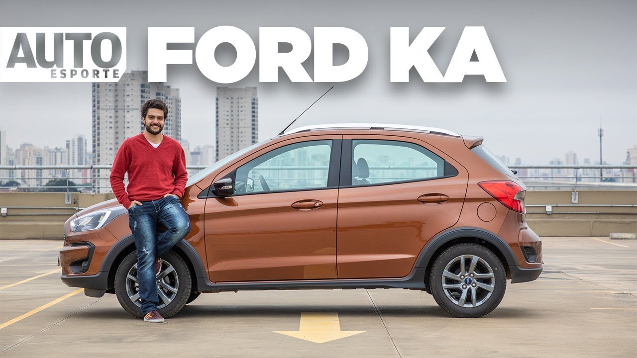 Ford Ka O Novo Cambio Automatico E A Nova Tela Multimidia Sao Suficientes Para Animar As Vendas