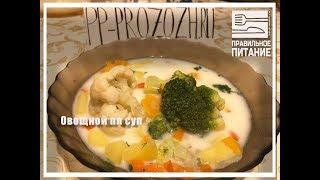 Овощной пп суп - ПП РЕЦЕПТЫ: pp-prozozh.ru