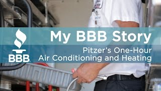 My BBB Story: Pitzer