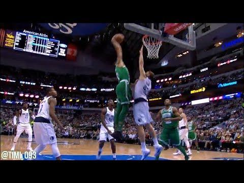 Jayson Tatum Highlights vs Dallas Mavericks (15 pts, 9 reb)