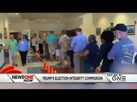 Trump Voter Commission Requests Personal Info Of Every Voter In Every State