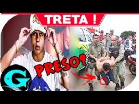 MC LAN FOI PRESO!!!