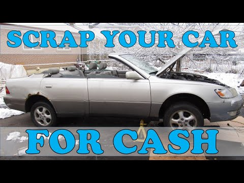 how-to-scrap-a-car-for-cash