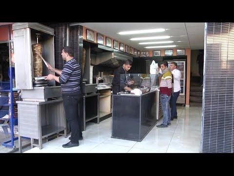 Syrian Refugee Starts New Business in Gaza Strip