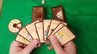 Munchkin Anleitung und Einstieg ins Spiel  let's Kartenspiel