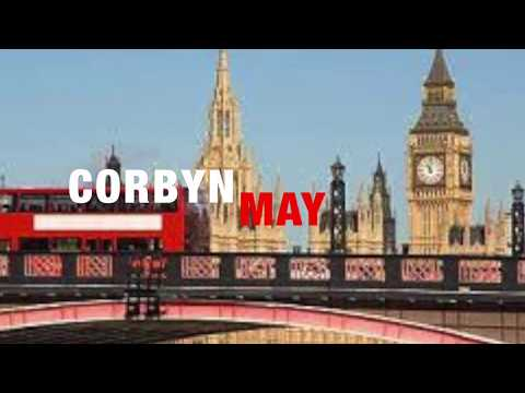 I didn't know Theresa May could sing! Nor Jeremy Corbyn!